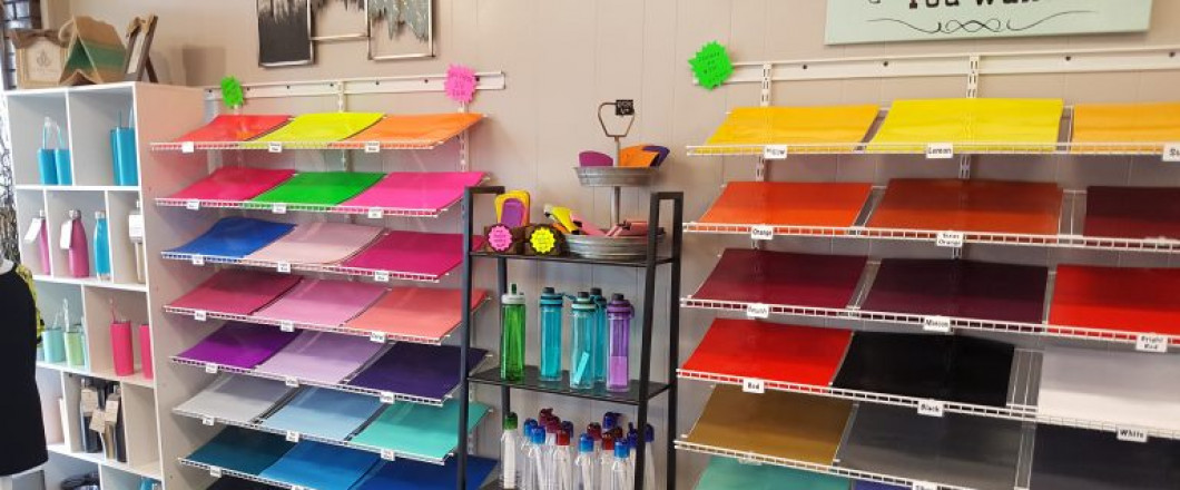Visit Our Heat Transfer & Craft Vinyl Shop in Northport, Servicing Tuscaloosa & Birmingham, AL